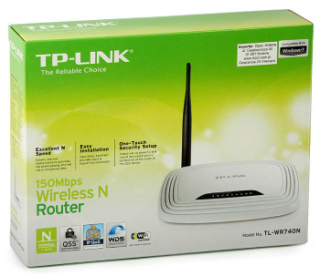 TP-Link-150Mbits-Wireless-TL-WR740ND